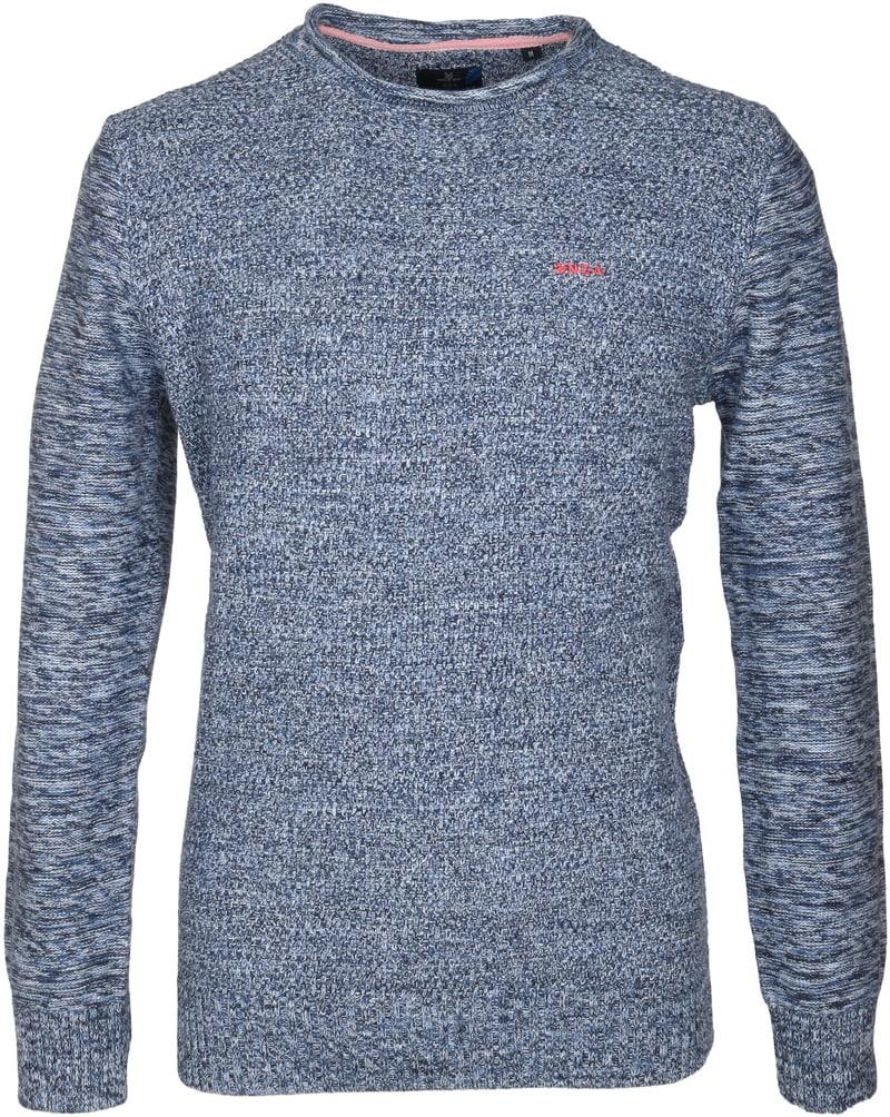 NZA Pullover Waikaka Blau  online kaufen | Suitable