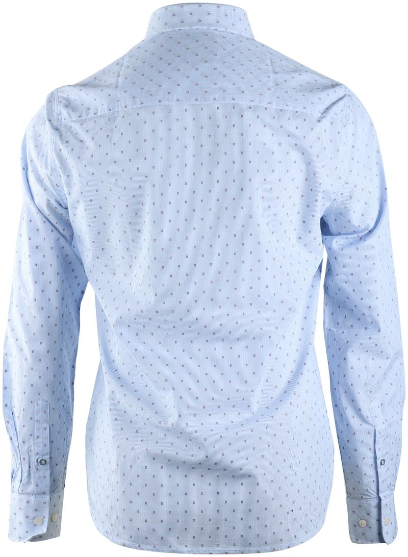 NZA Shirt Blue 17AN515 photo 1