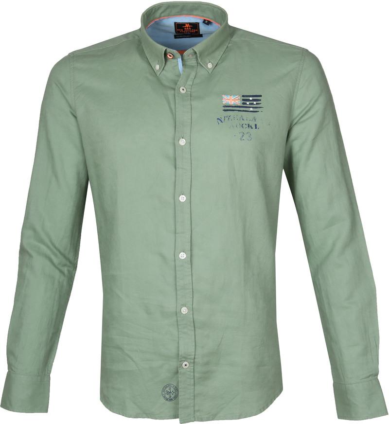 NZA Shirt Rakaia Green photo 0