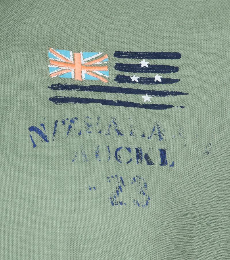 NZA Shirt Rakaia Green photo 2