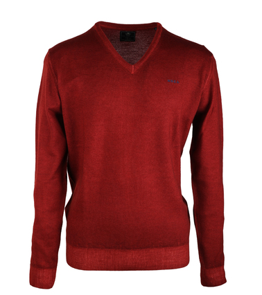 NZA Trui Wol Rood 16GN450C  online bestellen | Suitable