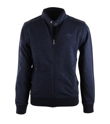 NZA Vest Donkerblauw 17GN304  online bestellen | Suitable