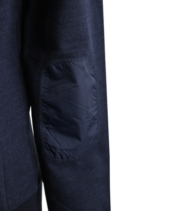 Detail NZA Vest Donkerblauw 17GN304