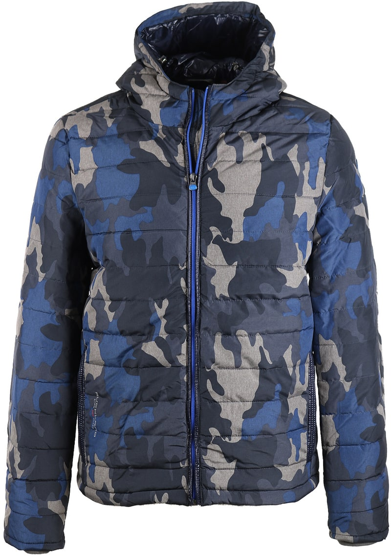 NZA Winterjas Chevalier Camo  online bestellen | Suitable