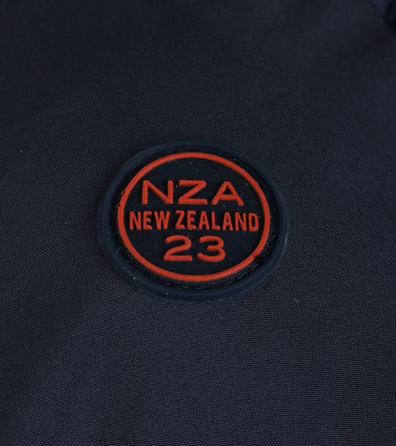 Detail NZA Zomerjas Donkerblauw 17AN871