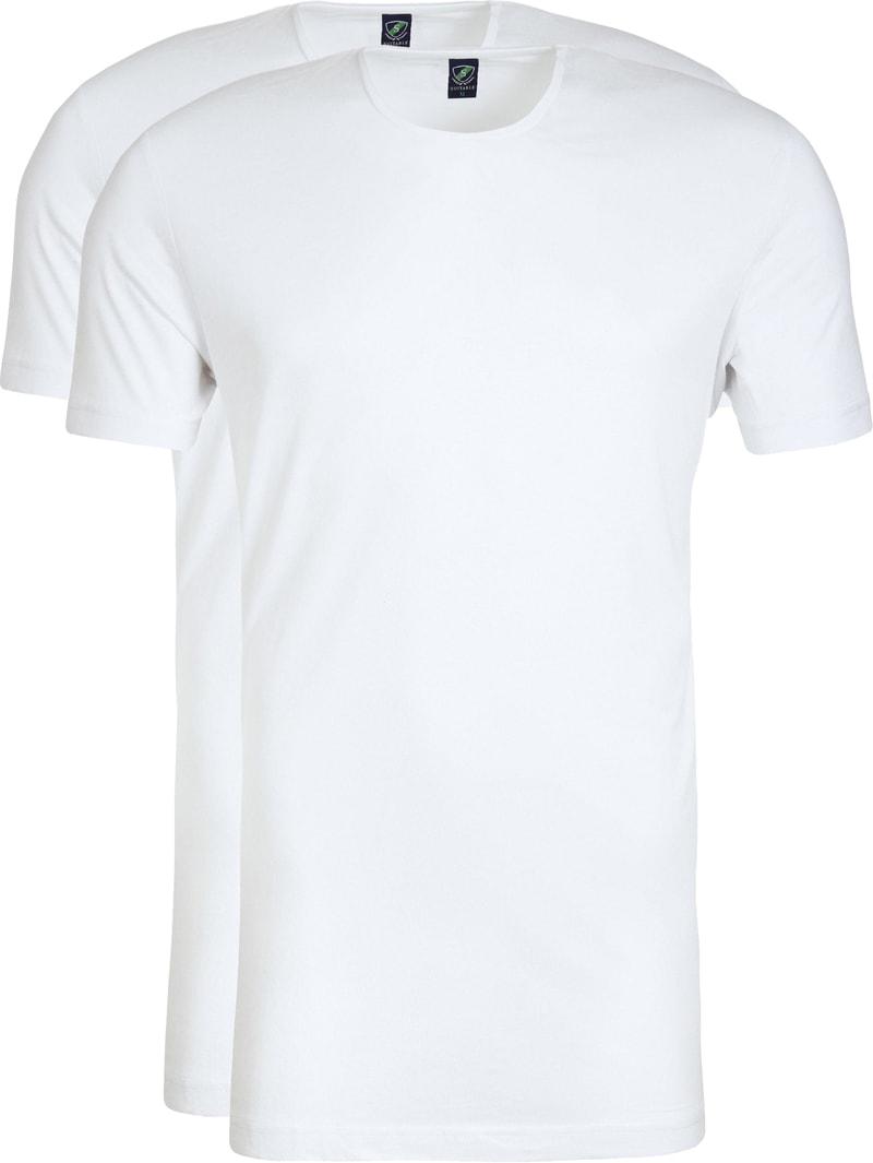 O-Neck 2-Pack Bamboo T-shirts photo 0