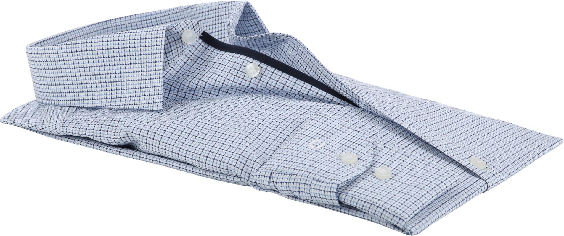OLYMP Level 5 BF Dessin Overhemd foto 3