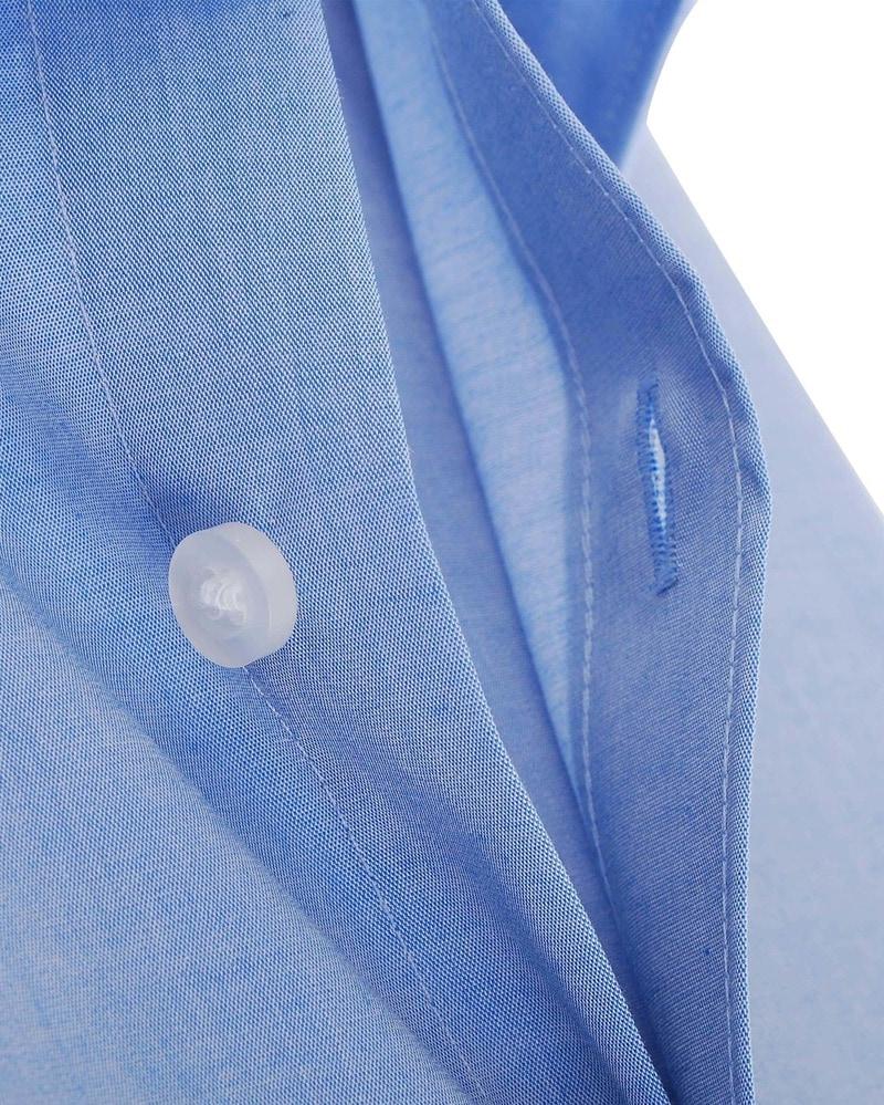 OLYMP Level Five Overhemd Body-Fit Blauw foto 2