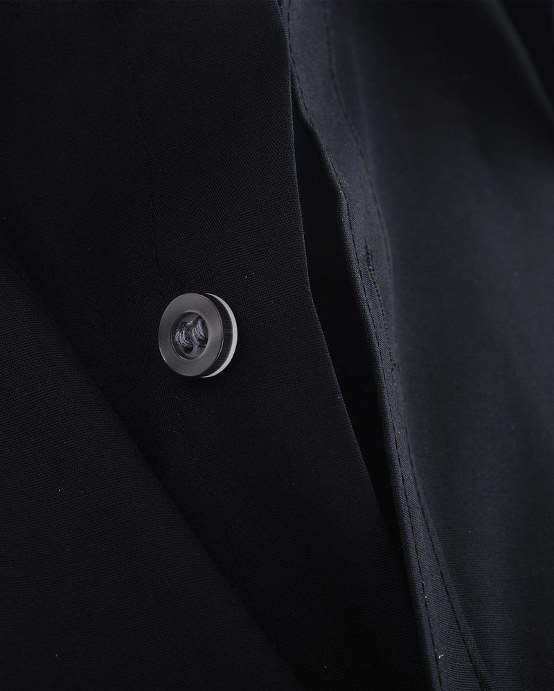 OLYMP Level Five Overhemd SL7 Body-Fit Zwart foto 2