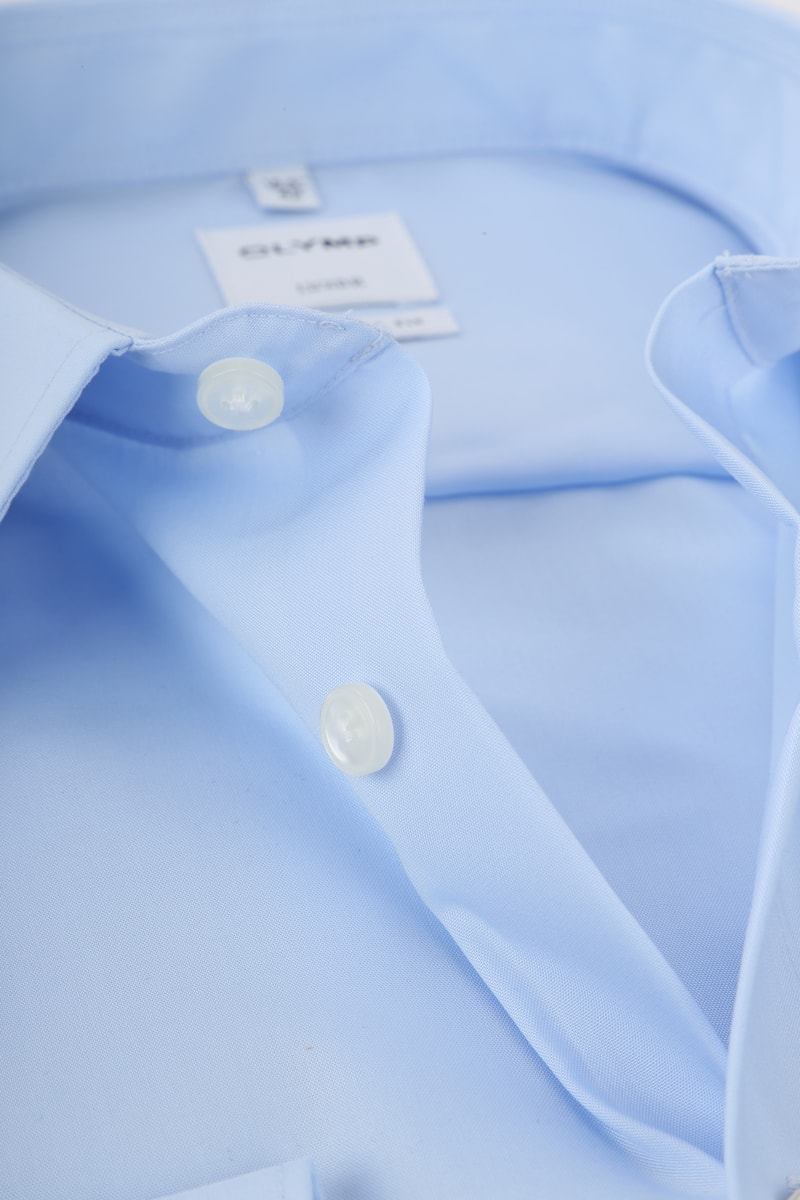 OLYMP Luxor CF Shirt Light Blue SL7 photo 1