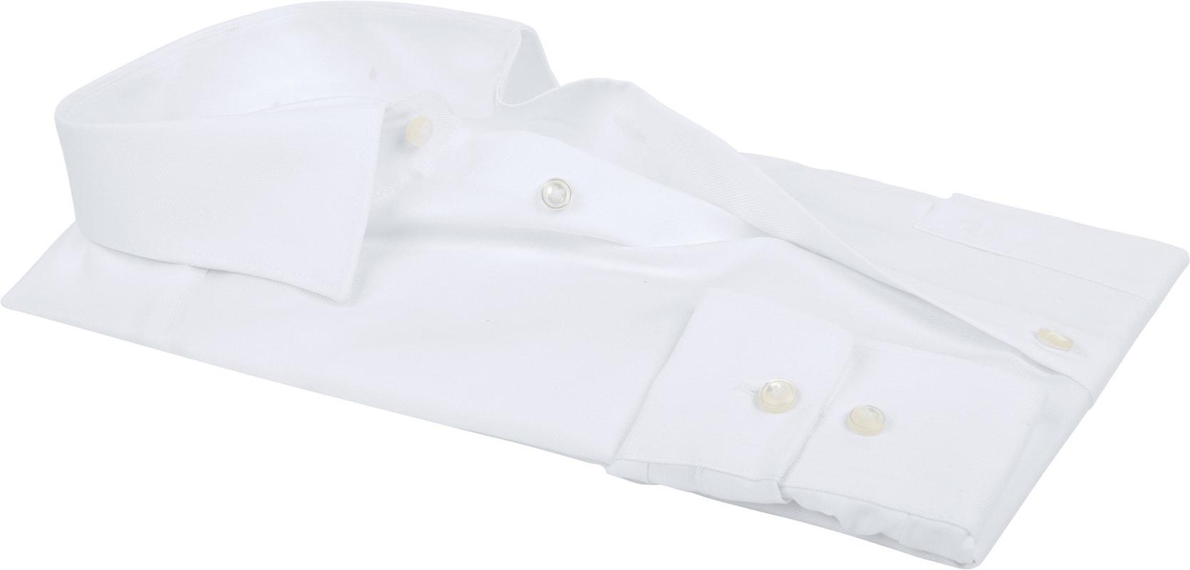 OLYMP Luxor Overhemd Slim Line White Herring foto 3