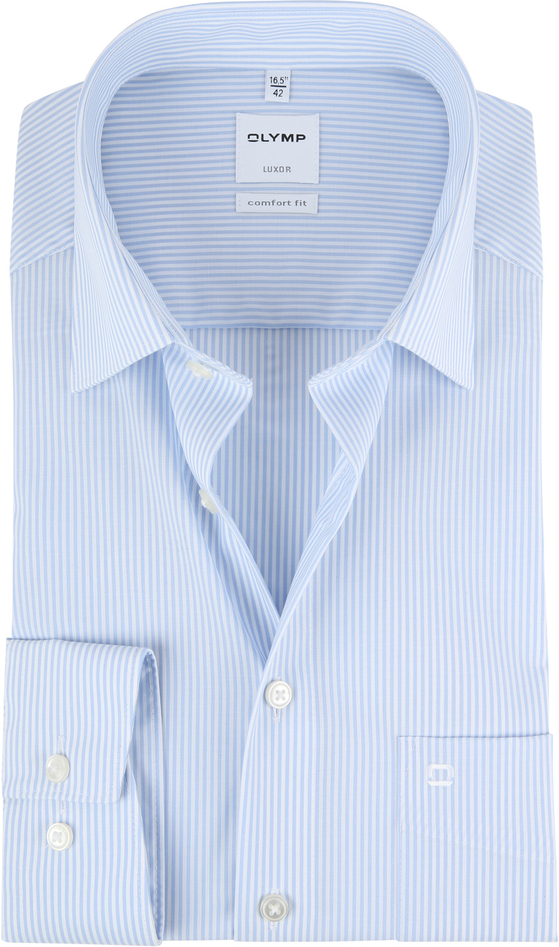 Olymp Luxor Shirt Comfort Fit Stripe photo 0