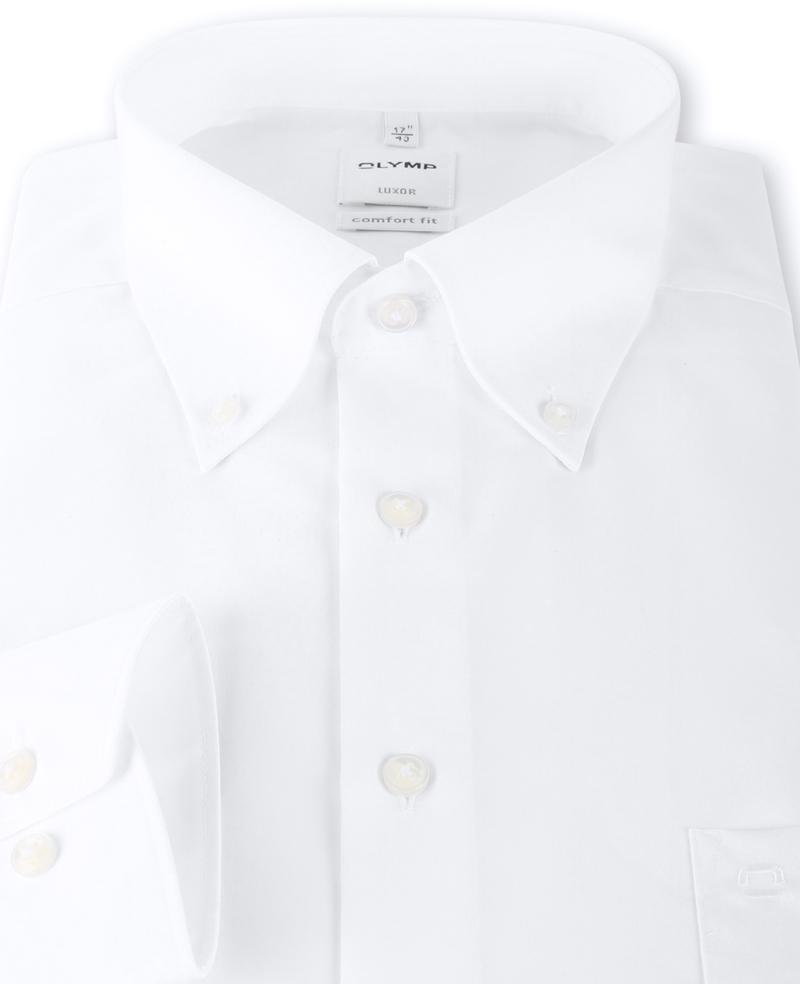 Olymp Luxor Shirt Comfort Fit White photo 2