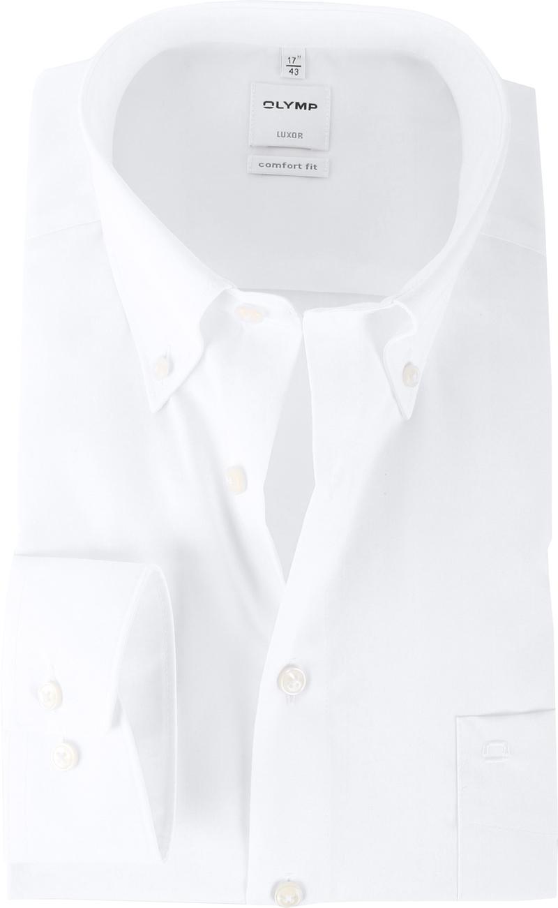 Olymp Luxor Shirt Comfort Fit White photo 0