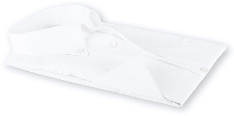 OLYMP Luxor Shirt Comfort Fit White Short Sleeve photo 3