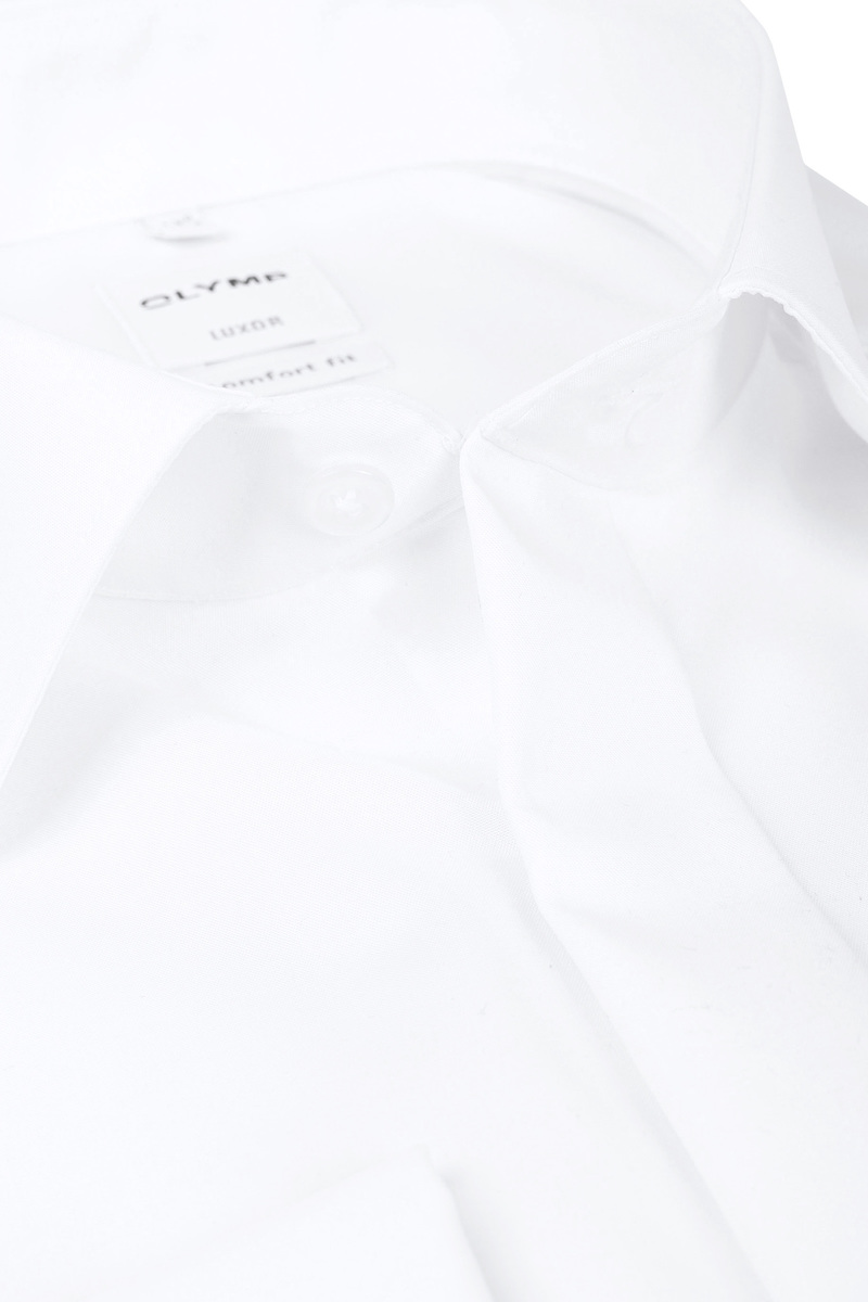 OLYMP Luxor Smoking Overhemd CF - Wit maat 40