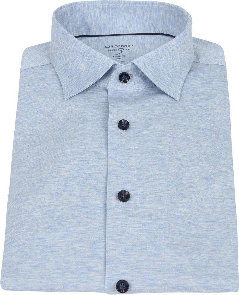 OLYMP Lvl 5 Shirt 24/Seven Blue