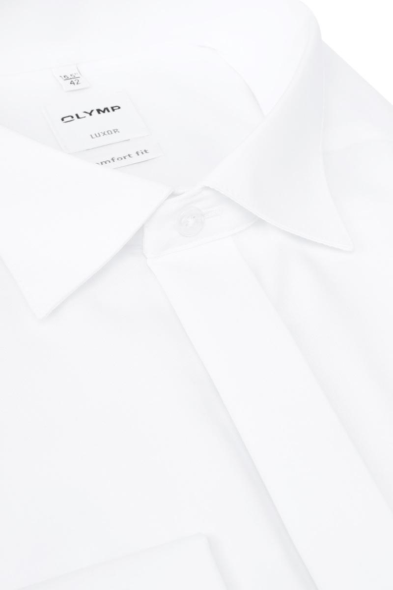 OLYMP Overhemd Blauw Body Fit foto 4