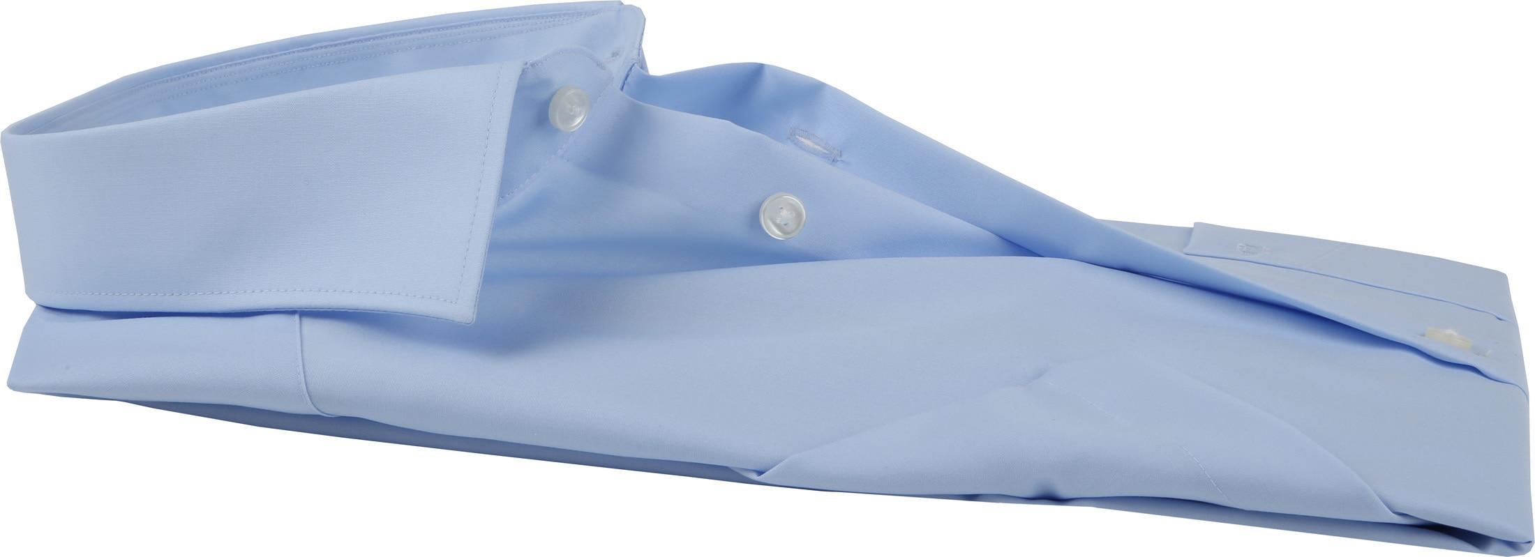 OLYMP Overhemd Luxor Blauw