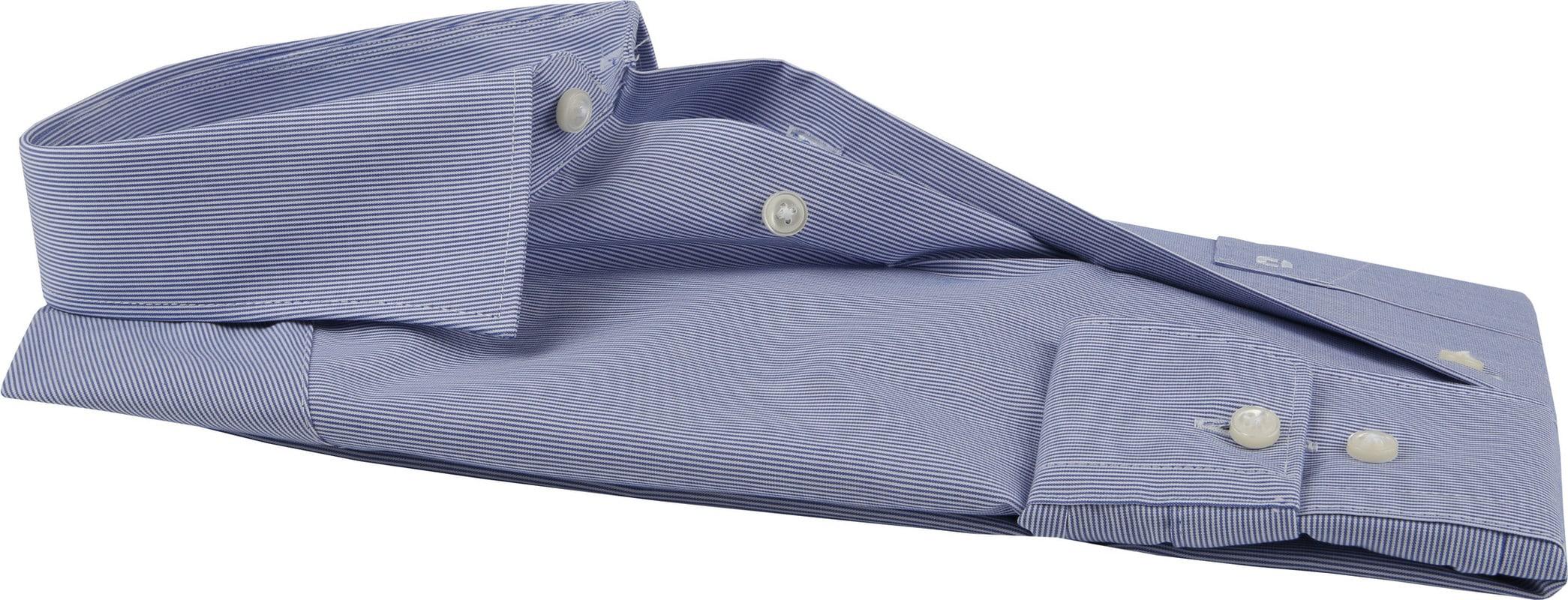 OLYMP Overhemd Luxor Modern-Fit Lichtblauw  - Blauw maat 42