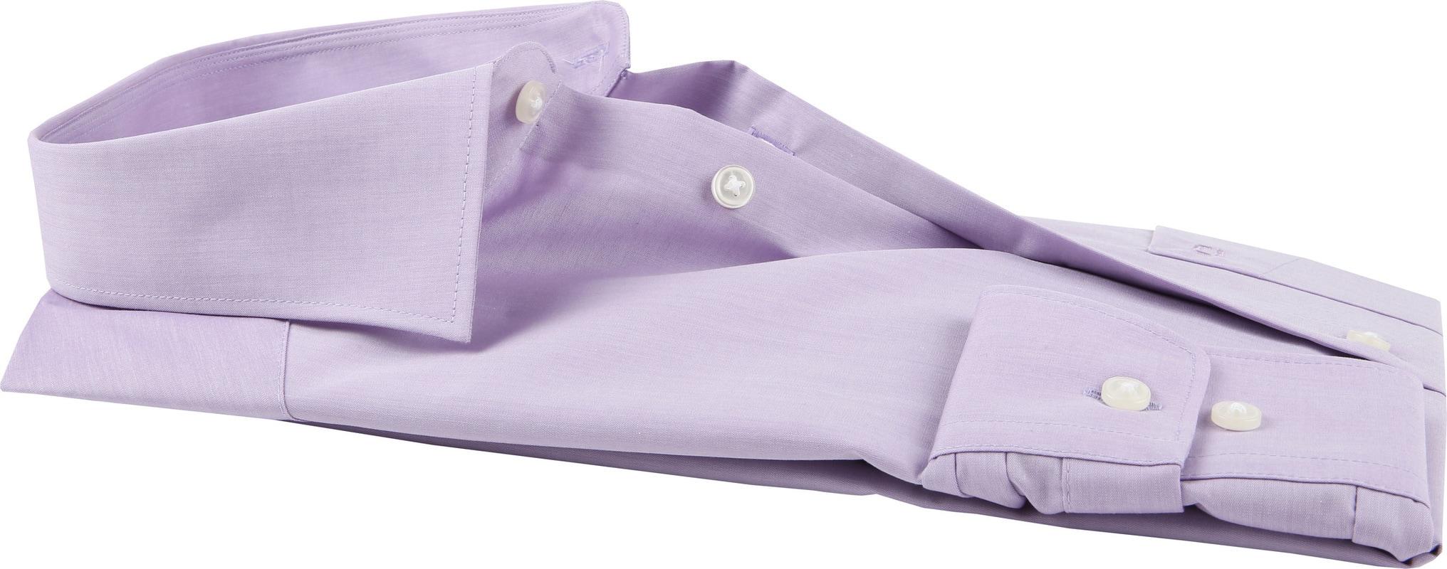 OLYMP Overhemd Luxor Modern-Fit Roze  - Roze maat 40