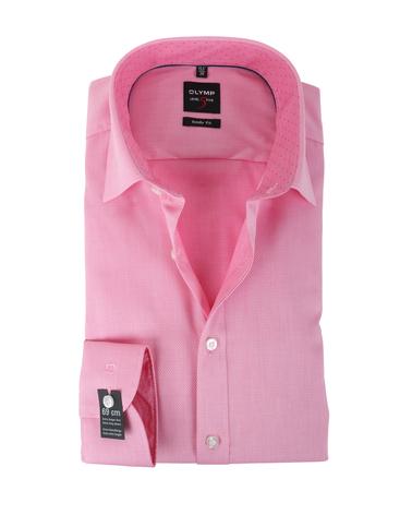 Olymp Shirt Body Fit Fuchsia SL7  online bestellen | Suitable