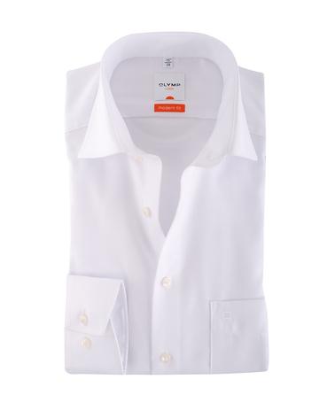 Olymp Shirt Modern Fit Wit