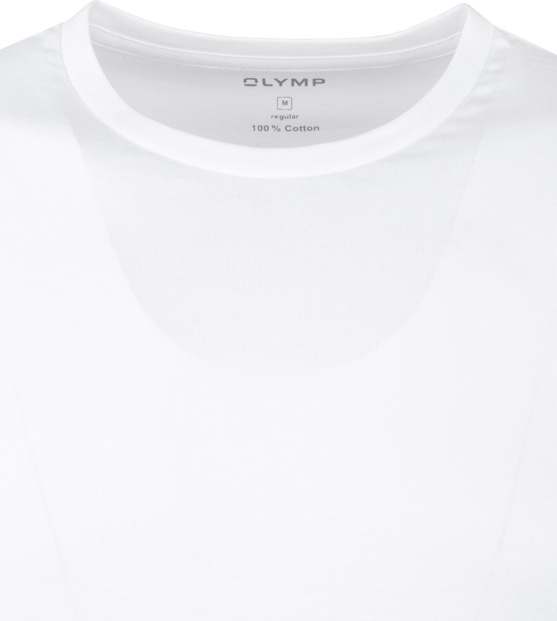 OLYMP T-Shirt Regular Fit Rundhals 2Pack
