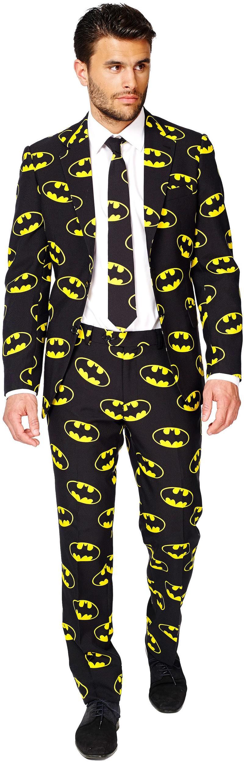 OppoSuits Batman Kostuum foto 0