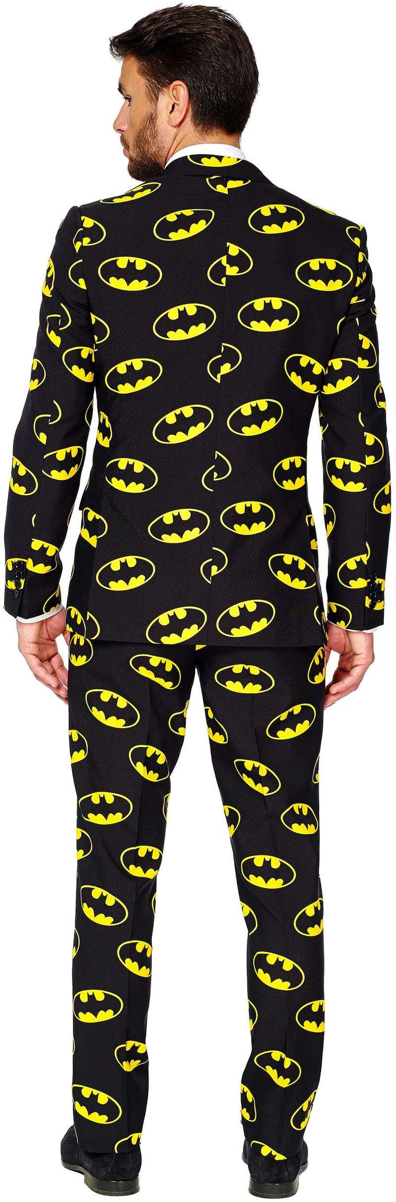 OppoSuits Batman Kostuum foto 1