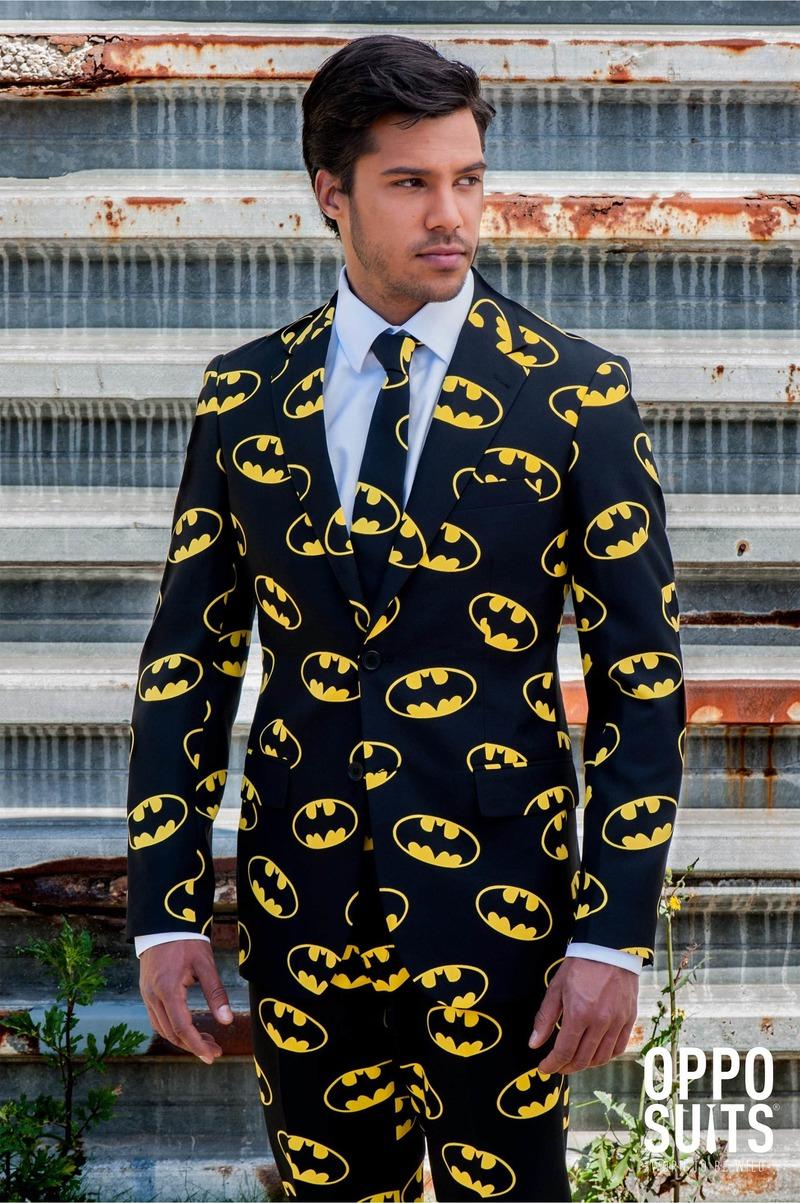 OppoSuits Batman Kostuum foto 2