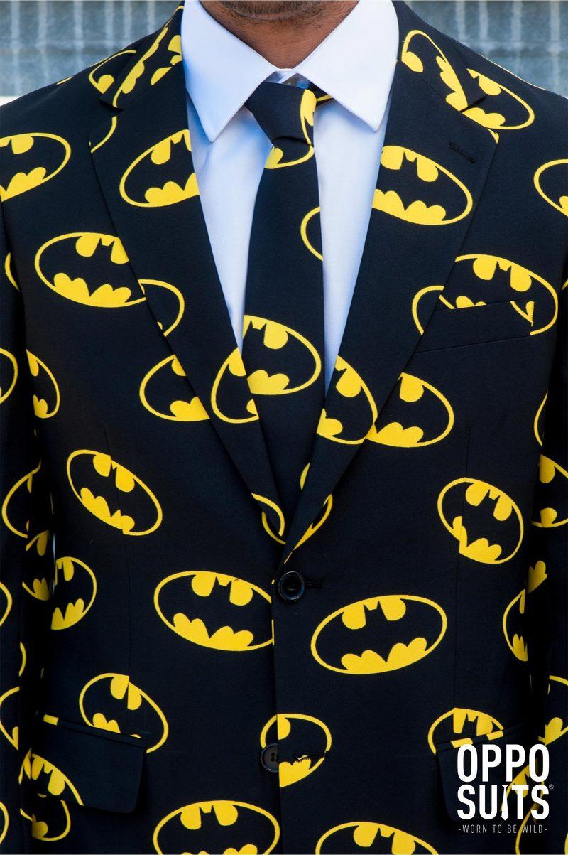 OppoSuits Batman Kostuum foto 3