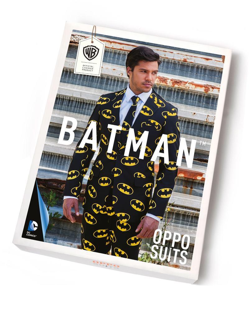 OppoSuits Batman Kostuum foto 5