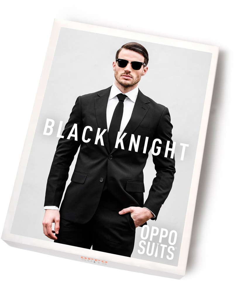 OppoSuits Black Knight Anzug Foto 5