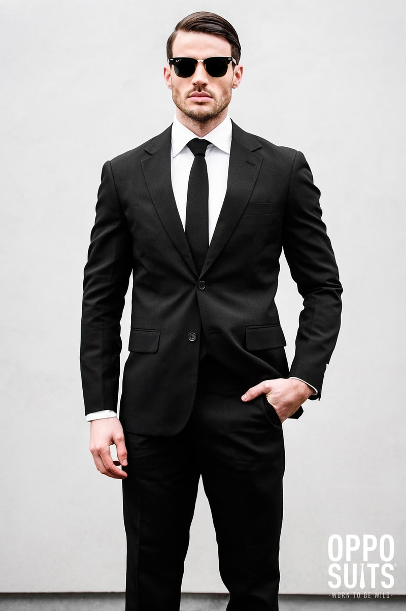 OppoSuits Black Knight Suit photo 2