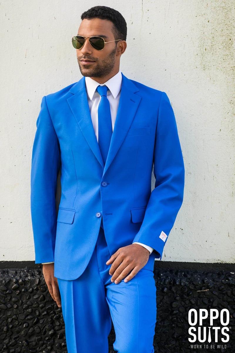 OppoSuits Blue Steel Kostuum foto 2