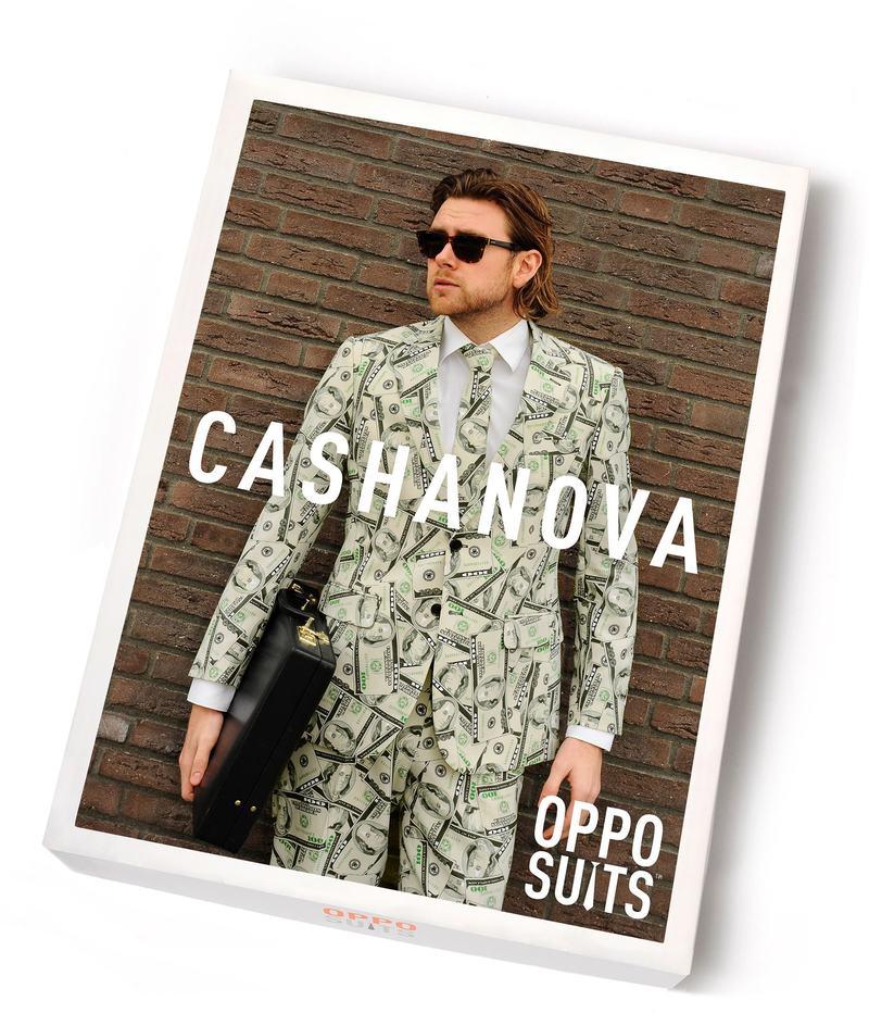 OppoSuits Cashanova Kostuum foto 5