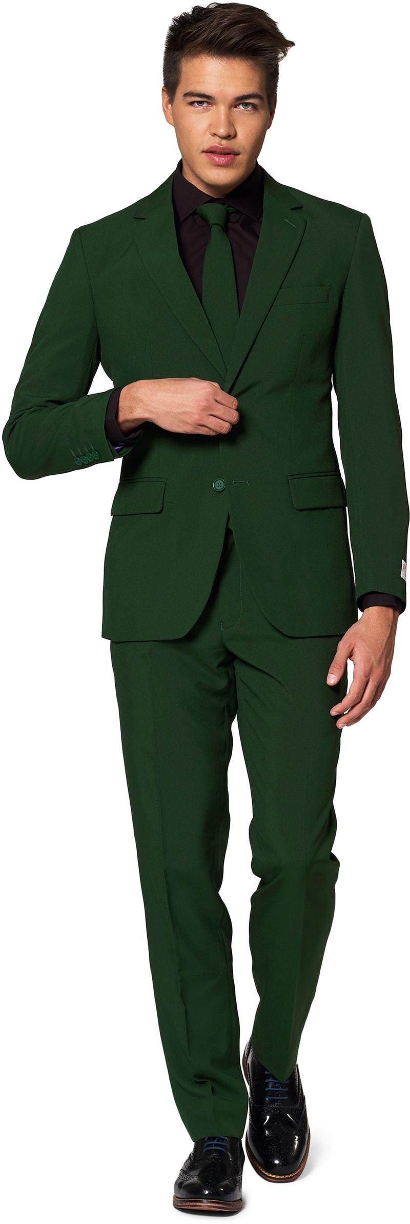 OppoSuits Kostuum Glorious Green foto 0