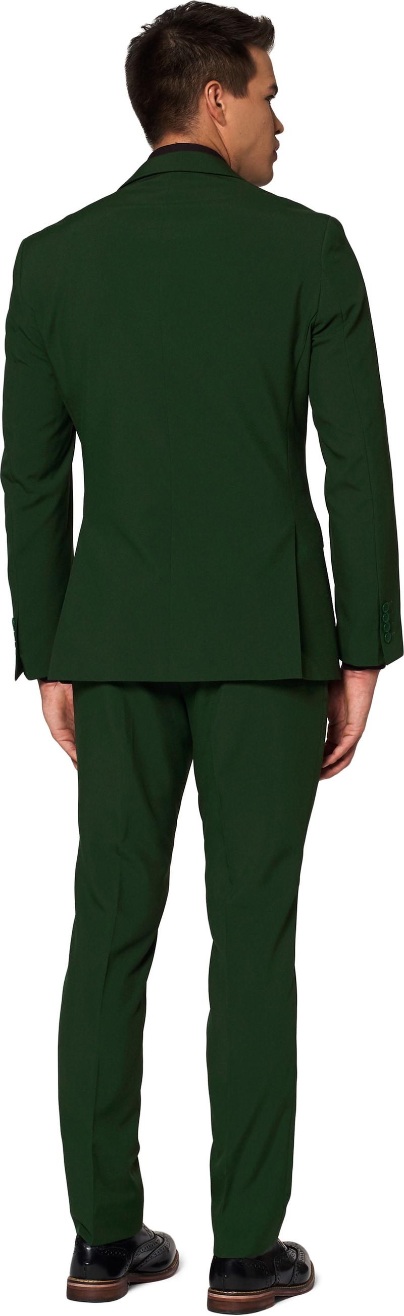 OppoSuits Kostuum Glorious Green foto 1