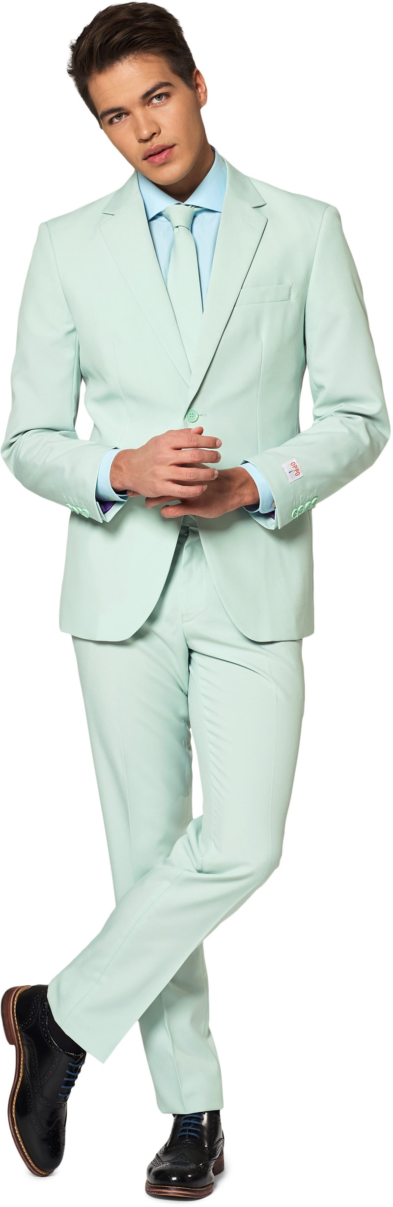 OppoSuits Magic Mint Suit photo 0