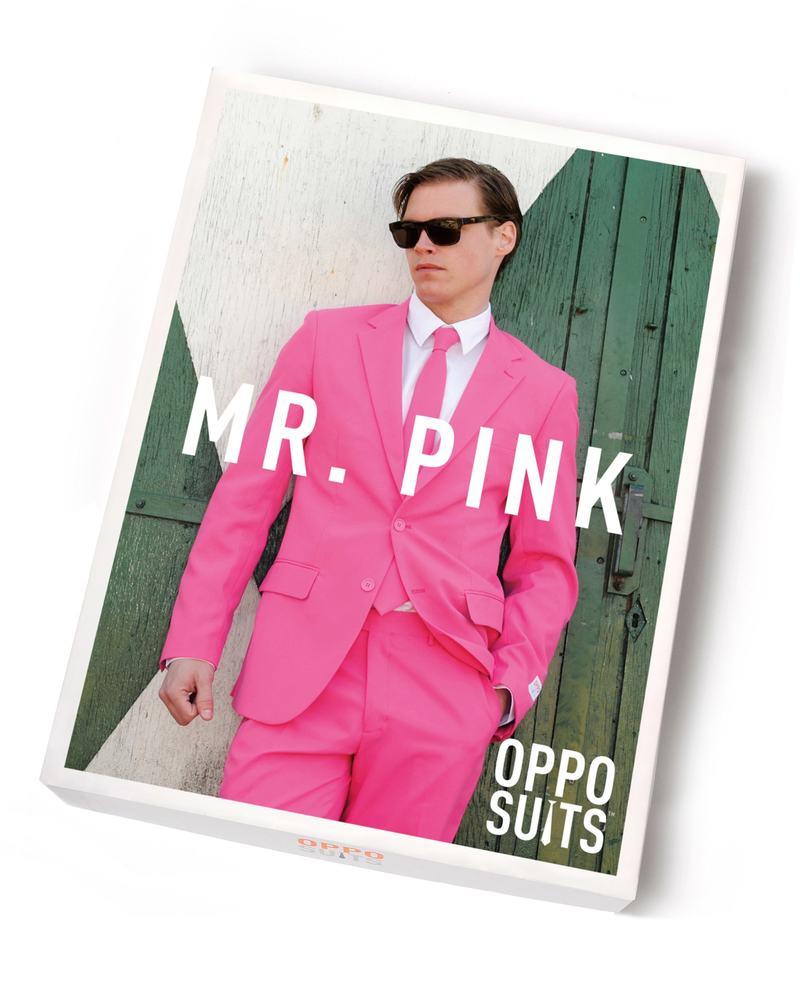 OppoSuits Mr Pink Kostuum foto 4