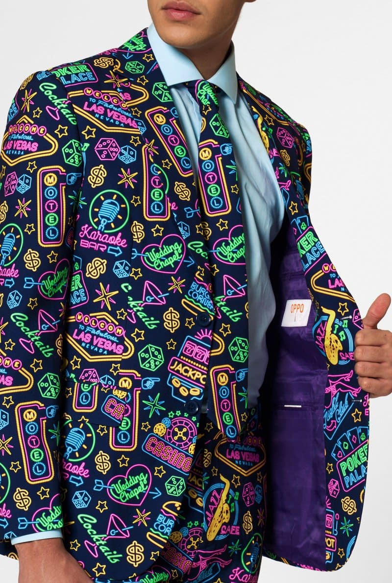 Opposuits Mr. Vegas Suit photo 3