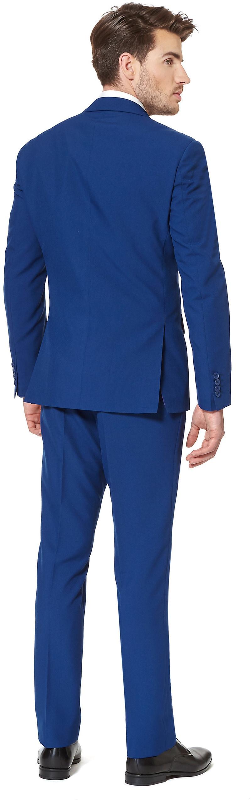 OppoSuits Navy Royale Anzug Foto 1