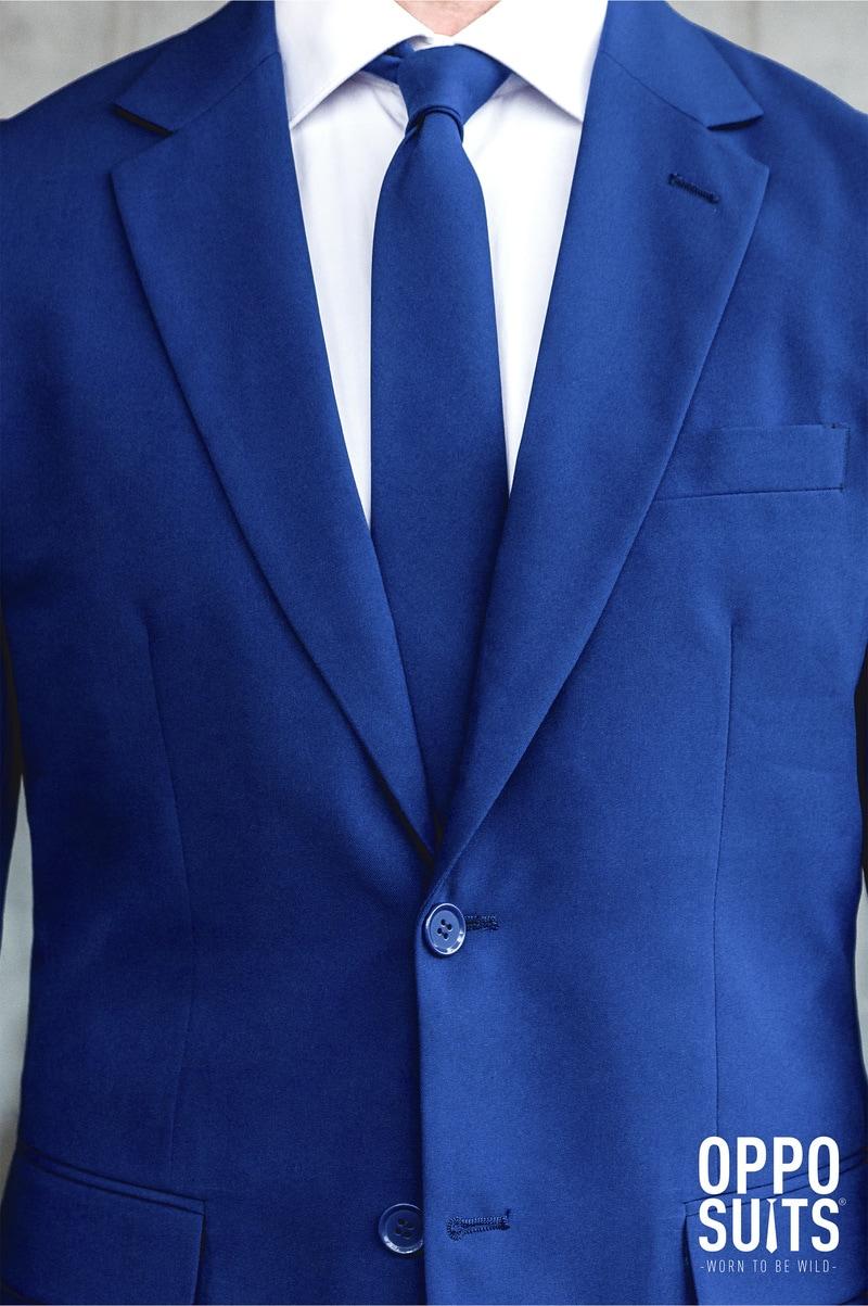 OppoSuits Navy Royale Anzug Foto 4