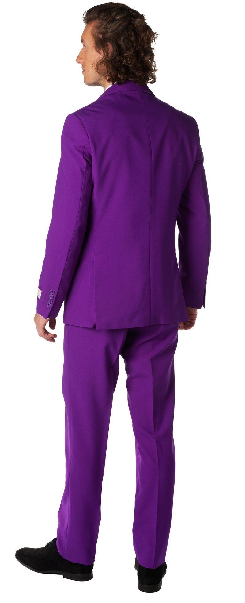 OppoSuits Purple Prince Kostuum foto 1