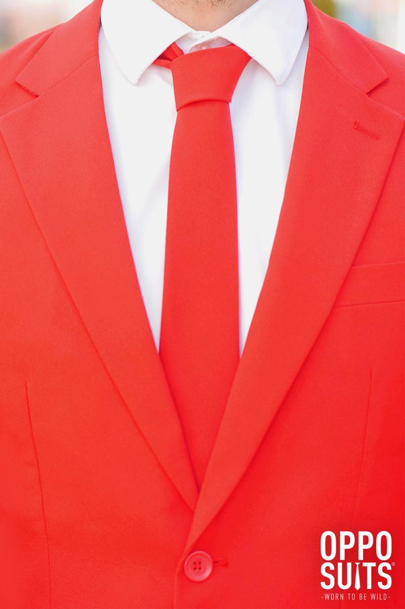 OppoSuits Red Devil Kostüm Foto 3