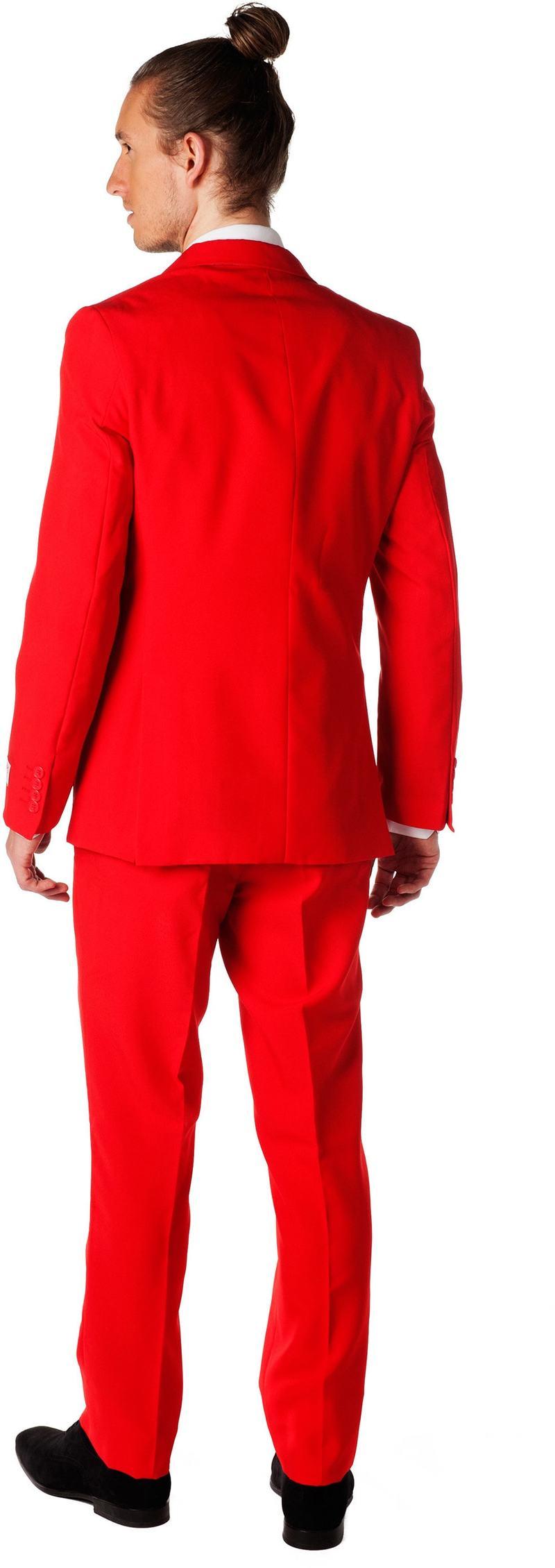 OppoSuits Red Devil Kostuum foto 1