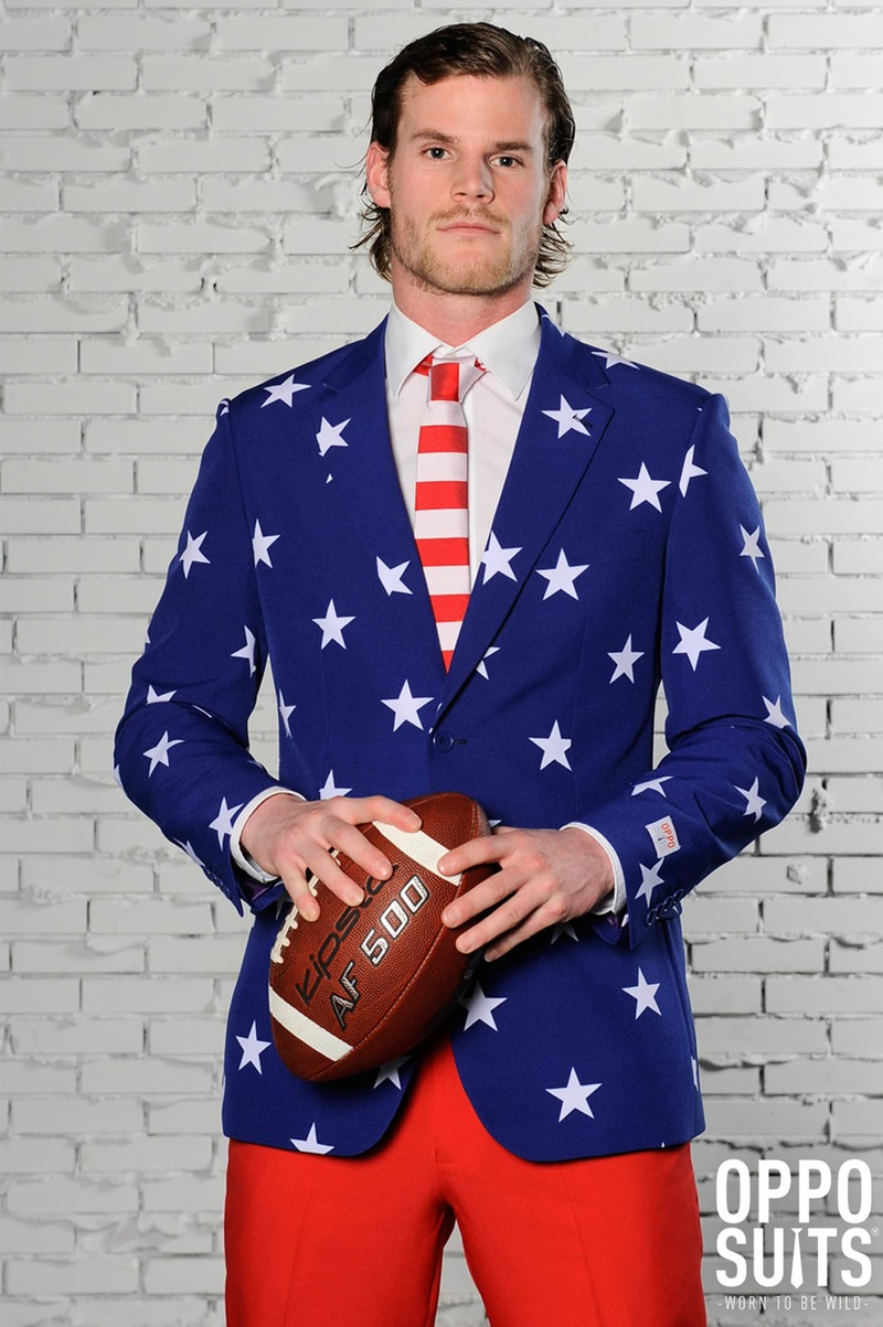 OppoSuits Stars and Stripes Kostüm Foto 2