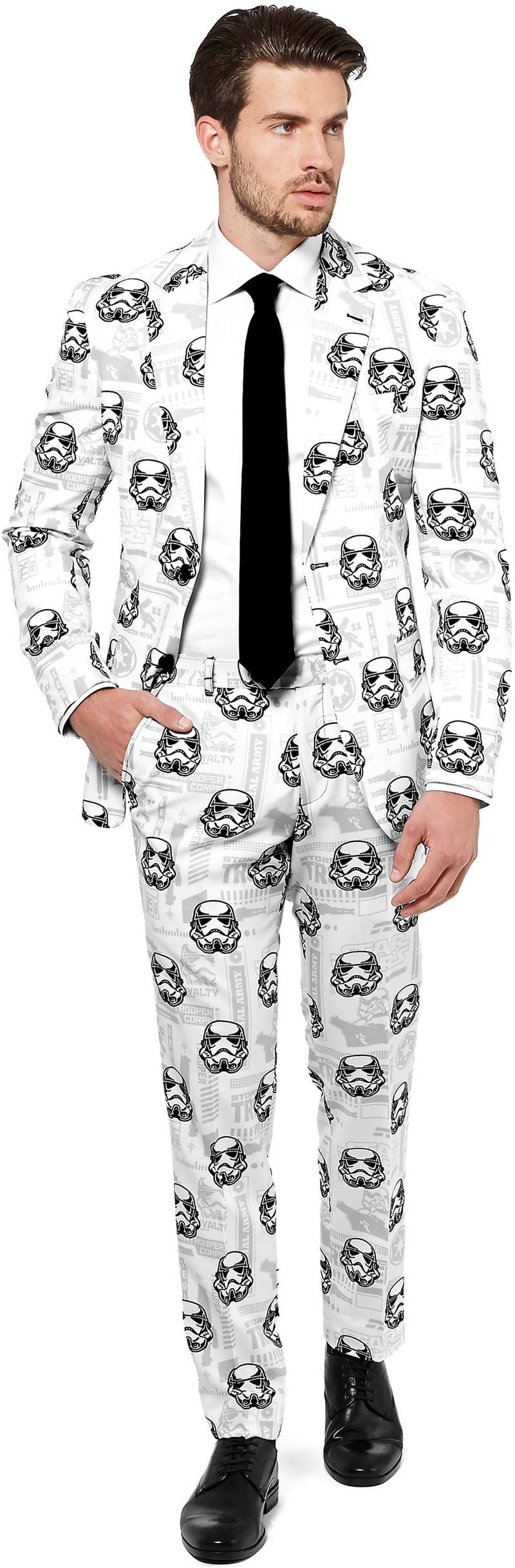 OppoSuits Stormtrooper Kostuum  online bestellen | Suitable