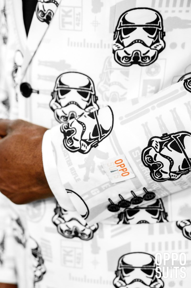 OppoSuits Stormtrooper Kostuum foto 3